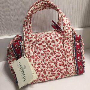 NWT Vintage Vera Bradley Princess Duffel Bag